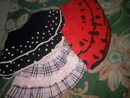 mini skirt baby