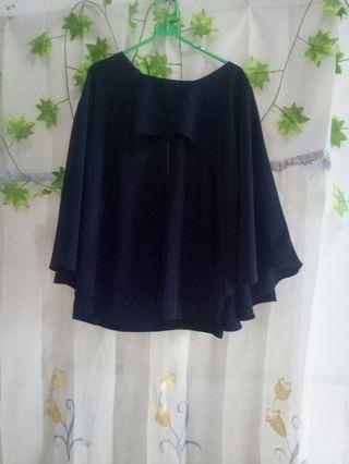 cap blouse