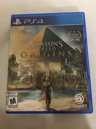 PS4 Assassent's creed Origins
