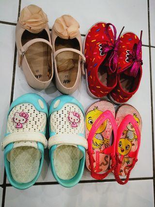 #Betul2Free Combo Girl Shoes