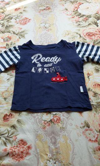 Kaos bayi Kaos Anak