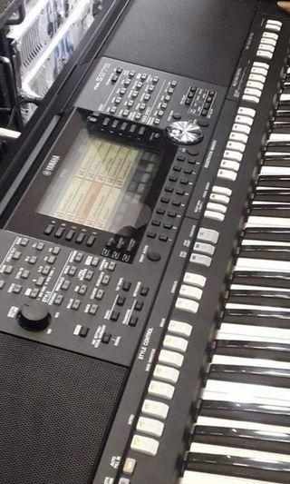 Keyboard yamaha psr 975 kredit via homecredit