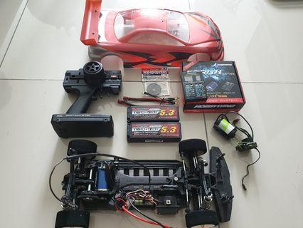 Team Magic E4D RC Drift / Touring Remote Control Car