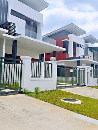 Horizon Hills, The Canal Garden South, Double Storey Cluster House, Iskandar Puteri
