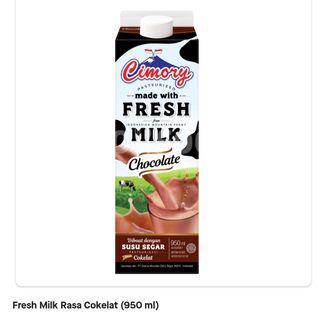 Cimory Fresh Milk uk 950mil