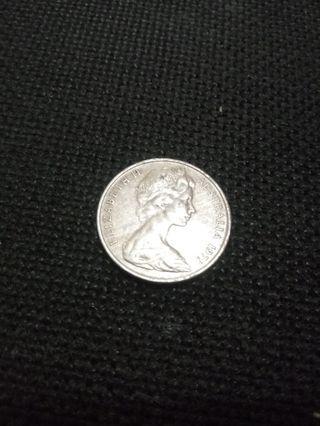 Coin ratu Elizabeth 2 Australia