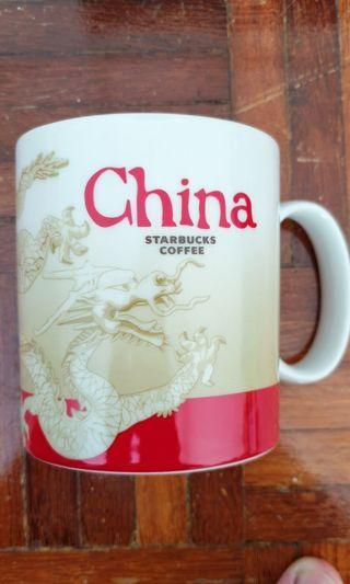 STARBUCKS COUNTRY MUG -CHINA-