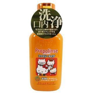 日本 Propolinse 蜂膠漱口水600ml/ (兒童專用)