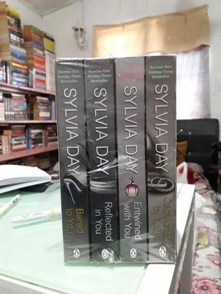 Sylvia Day's The Crossfire Series
