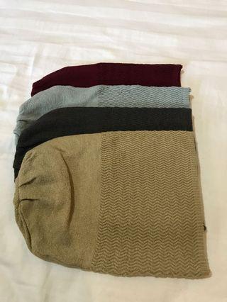 Inner hijab paket good quality