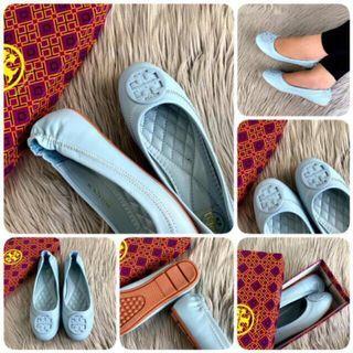 Tory Burch Flat Shoes Ballerina (23cm)