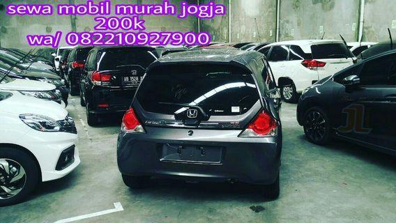 Sewa mobil Yogyakarta