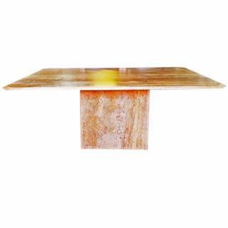 Marble Top Dining Table BF