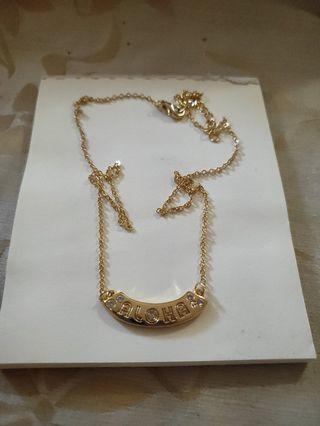 Hawaiian necklace,aloha