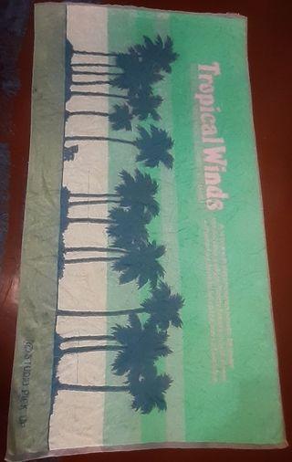 Hawaii Big Towel