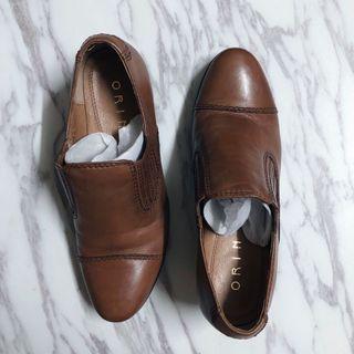 ORIN 真皮牛津跟鞋 跟高4公分 歐碼39  9成新 附鞋盒