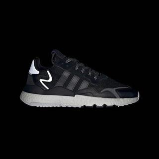 [PEACEWORLDWIDEGOODS] Adidas NITE JOGGER 黑白EE6254