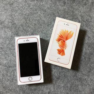 iPhone 6S 64g 玫瑰金