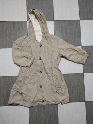 Hoodie Parka Jacket