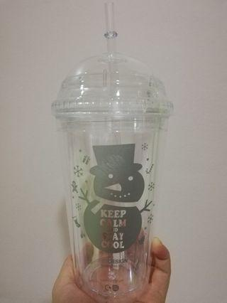 FREE POSTAGE [NEW] Tumbler with Straw