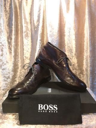 HUGO BOSS Leather Shoes for men