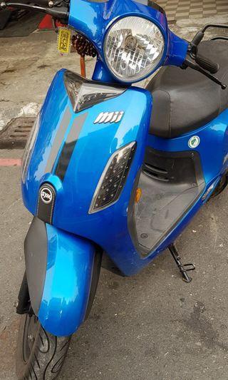 三陽 SYM  Mii 110cc  2O16年份