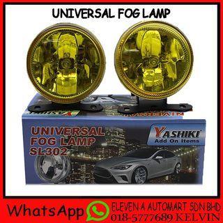 UNIVERSAL FOG LAMP