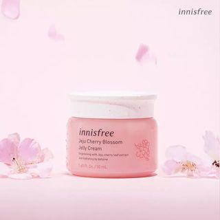 [MY SKINCARE] Innisfree Jeju Cherry Blossom Jelly Cream (50ml)
