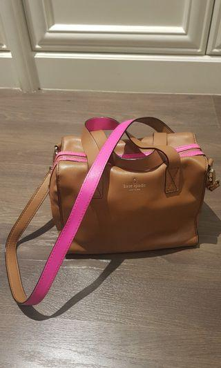 Kate Spade Brightspot Avenue Little Kennedy Crossbody / Sling Bag Authentic