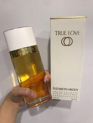 Elizabeth Arden True Love 真愛 香水