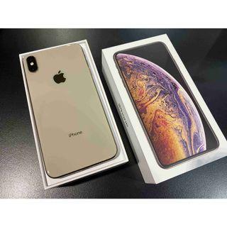 iPhoneXS Max 64G 金色 漂亮無傷 只要22000 !!!