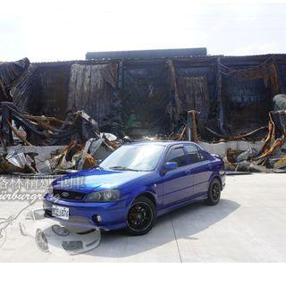 2003 FORD TIERRA RS 原廠手排