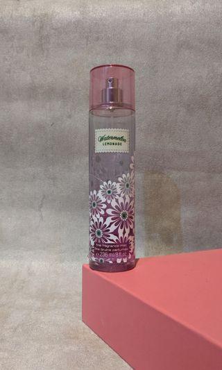 Bath & Body Works Watermelon Lemonade Body Mist