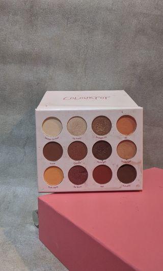 Colourpop Eyeshadow Pallete
