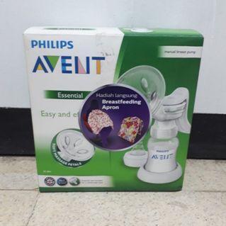 Pompa asi Manual Avent Essential