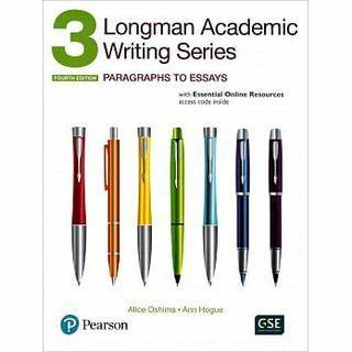 Longman academic writing series