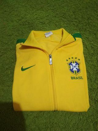 Jaket Nike brazil