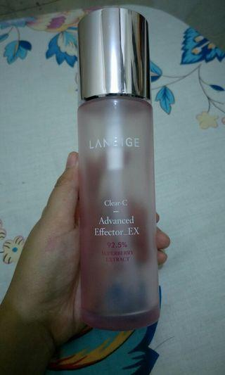 Botol Kosong Laneige Clear C Effector Advance