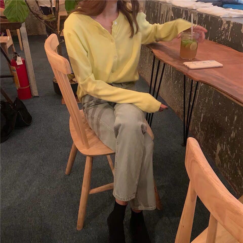 針織毛衣上衣