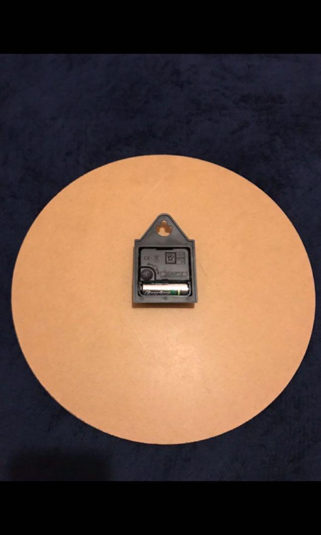 復古造型時鐘(台北南港自取)(10月底以前大降價)