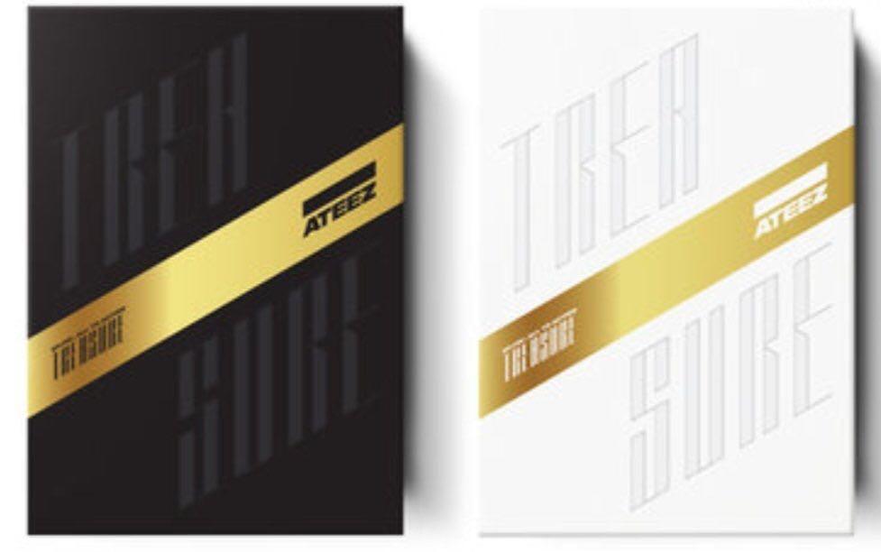 ATEEZ Regular Album <TREASURE EP.FIN : All To Action>