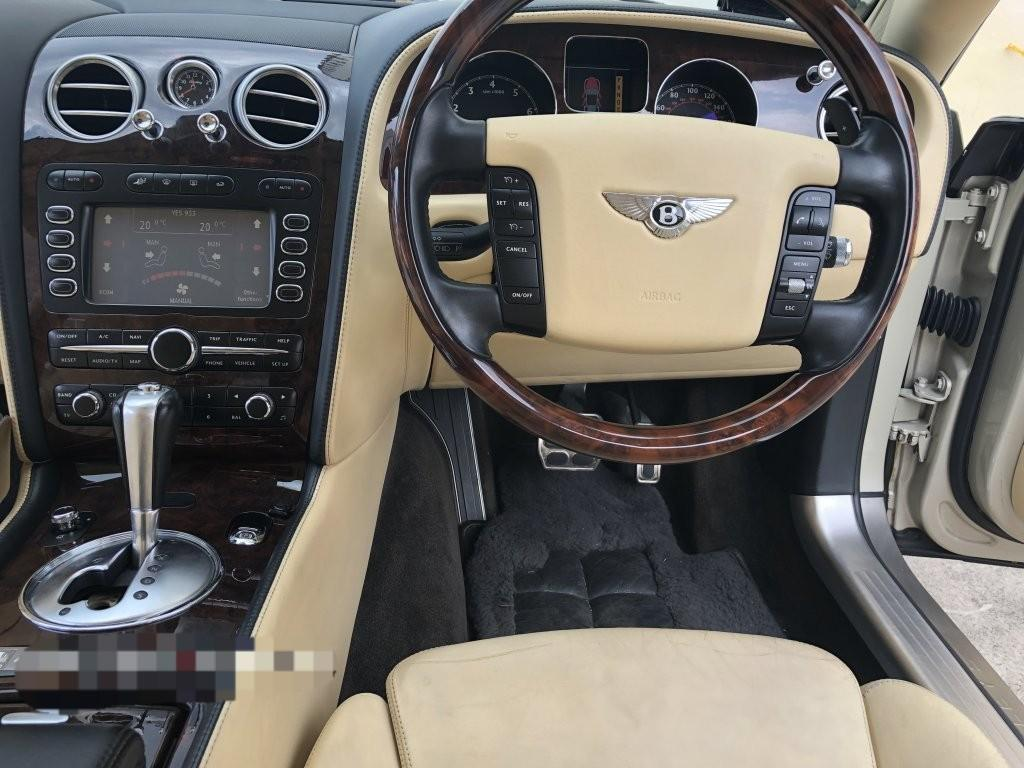 Bentley Continental Continental Flying Spur 6.0A Auto