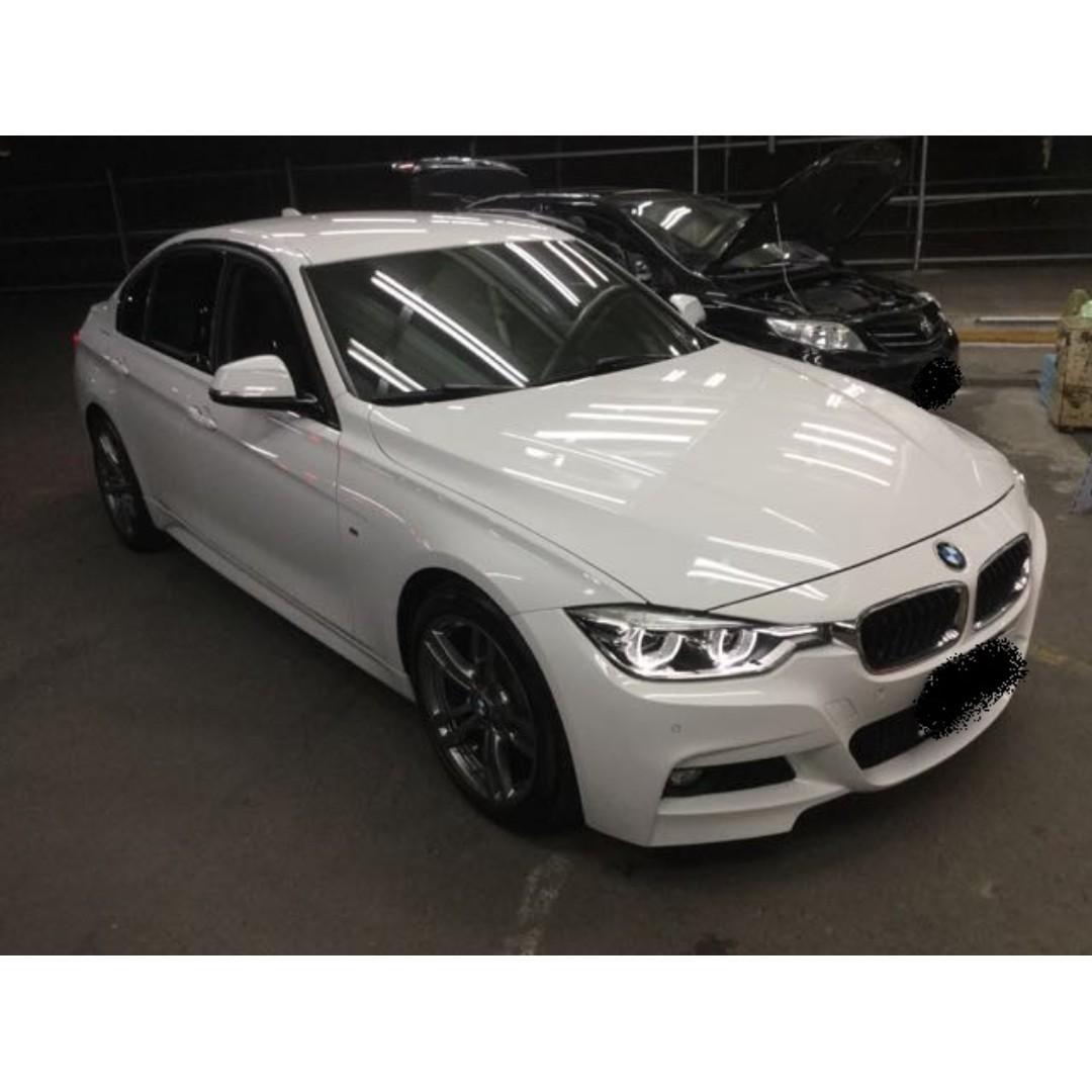 BMW 320I 2016年 2.0L