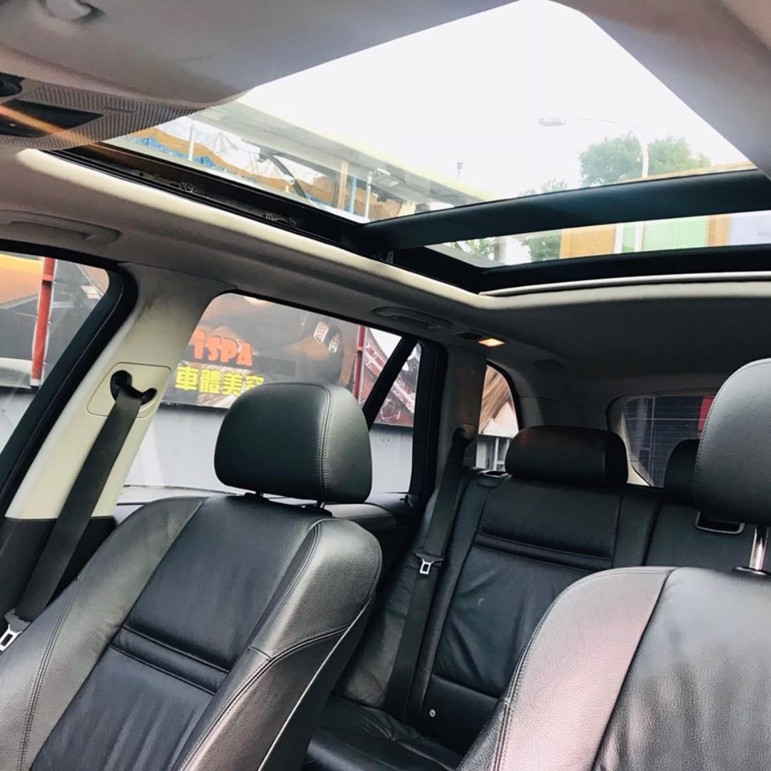{阿麒典藏}BMW X5 2.0L黑色 只有漂亮車實車 特價優惠只到月底 無泡水重大事故權利車只要有工作就可貸