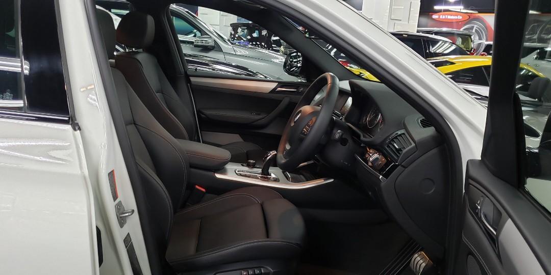 2014 BMW X4 XDRIVE28IA M Sport
