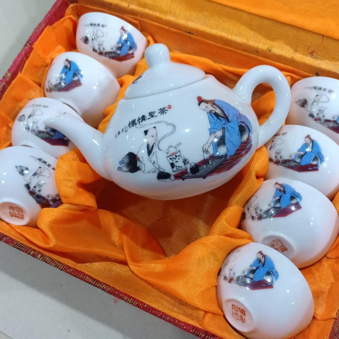 Chinese teaset older