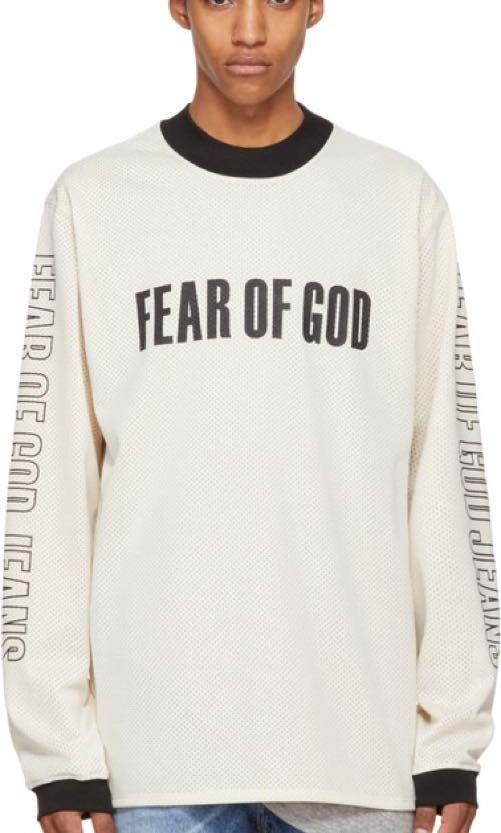 Fear of god long sleeve size m