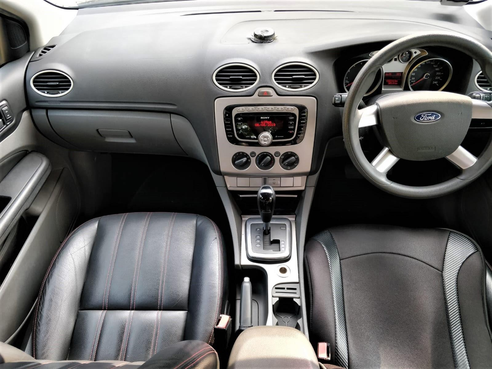 Ford Focus - Lowest rental rates, with the friendliest service!