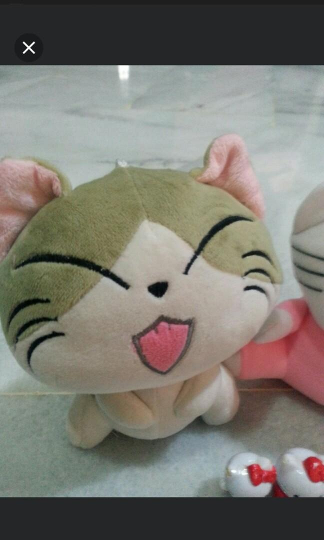 Hello Kitty Plush Toy & Figurines