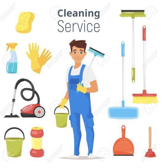 Housekeeping/gardening/cleaning